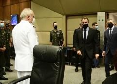 Ο ΥΕΘΑ Νίκος Παναγιωτόπουλος ενημέρωσε τη Διαρκή Επιτροπή Εξωτερικών & Άμυνας της Βουλής για τη νέα δομή των Ενόπλων Δυνάμεων