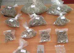Συνελήφθησαν στους νομούς Καβάλας και Δράμας 3 άτομα κατηγορούμενα για κατοχή ναρκωτικών