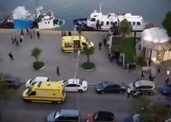 ΚΑΒΑΛΑ: Νεκρός στο λιμάνι καπετάνιος πλοίου