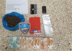 2 Σύλληψεις ημεδαπών για ναρκωτικά στην Καβάλα και τη Θάσο, με τη βοήθεια σκύλου