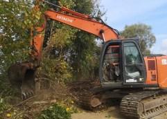 ΑΝΤΙΠΕΡΙΦΕΡΕΙΑ ΚΑΒΑΛΑΣ: Εργασίες καθαρισμού, αποκατάστασης και συντήρησης των ρεμάτων  στο Δάτο
