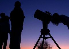 Αν θέλετε να απολαύσετε την μαγεία του νυχτερινού ουρανού υπάρχει πρόταση για σήμερα το βράδυ