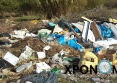 Σκουπιδότος 700 μέτρα απο τους Αμμόλοφους στη Ν. Πέραμο (video)