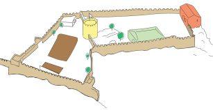"""Το 2022 θα είναι έτοιμο το """"νέο"""" φρούριο Καβάλας"""