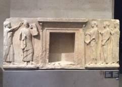 Ο Δήμαρχος Θάσου για την έλευση εκμαγείων της «διόδου θεωρών» από το Λούβρο στο Μουσείο Θάσου»