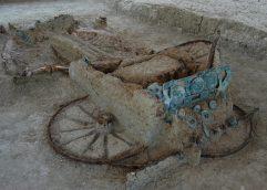 Οι άμαξες της Πομπηίας και της Θράκης παρουσιάζουν πολλές ομοιότητες