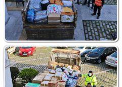 ΔΗΜΟΣ ΚΑΒΑΛΑΣ: Δυο (2) φορτηγά με ανθρωπιστική βοήθεια για τους σεισμόπληκτους της Ελασσόνας