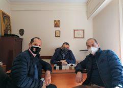 Στήριξη των βουλευτών Νίκου Παναγιωτόπουλου και Γιάννη Πασχαλίδη στους εργαζόμενους στα πετρέλαια