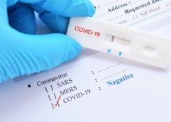 Διαθέσιμες μέσω του gov.gr οι βεβαιώσεις θετικού και αρνητικού διαγνωστικού ελέγχου κορονοϊού COVID-19