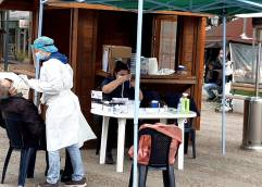 ΔΗΜΟΣ ΚΑΒΑΛΑΣ: Στα 275 rapid tests μόνο 1 ήταν θετικό στην πλατεία Ελευθερίας