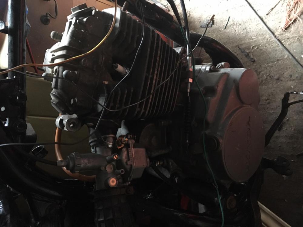 medium resolution of honda engine xr125 200 honda xr 125 l wiring diagram