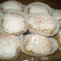 Νηστίσιμα μηλοπιτάκια από μπισκοτένια ζύμη και άρωμα κανέλας