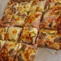 Φανταστική σπιτική Pizza