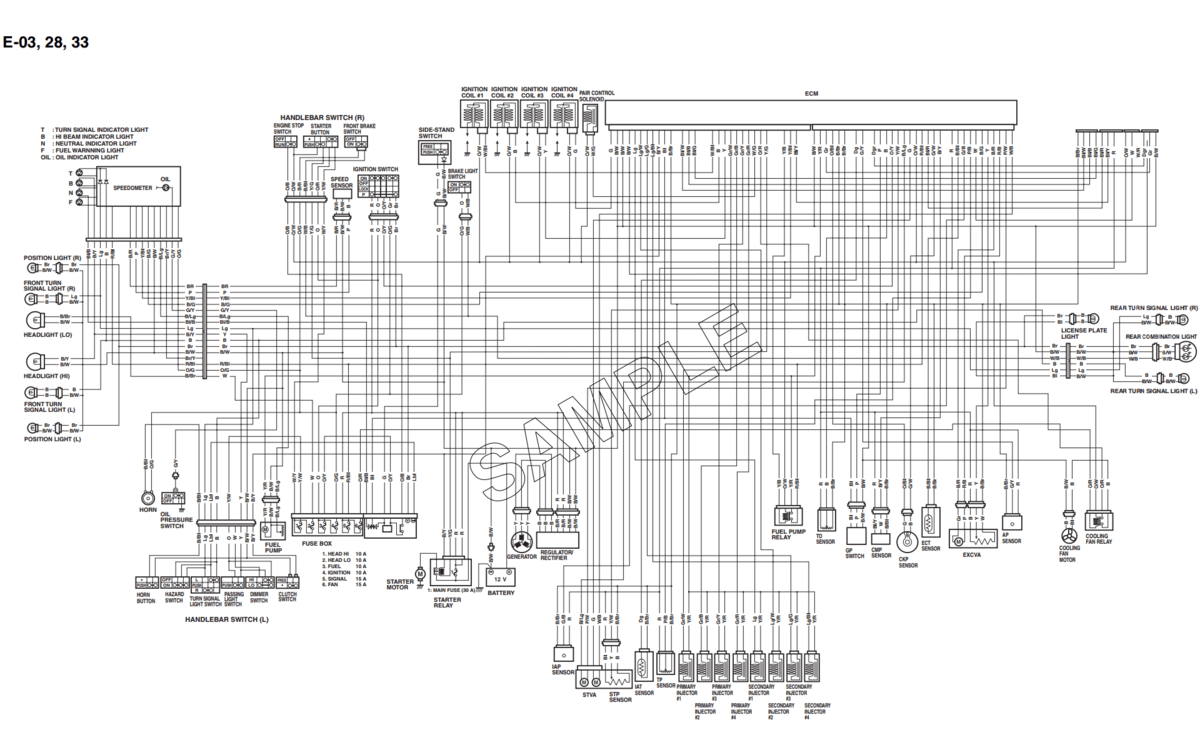 hight resolution of k7 gsx r600 wiring diagram png