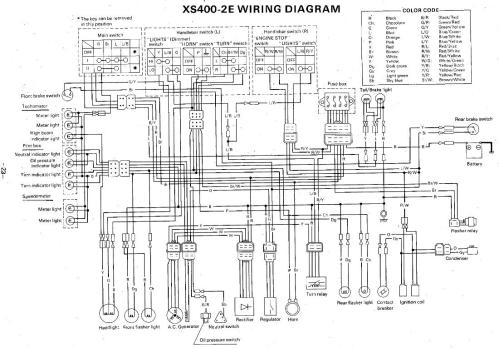 small resolution of yamaha xs wiring diagram wiring diagram operations yamaha xs 400 wiring diagram xs yamaha wiring diagrams