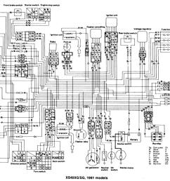 1981 yamaha xs400 wiring diagram wiring diagram todays rh 14 7 12 1813weddingbarn com 1979 yamaha [ 1668 x 1207 Pixel ]