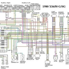 Virago 250 Wiring Diagram 2006 Dodge Durango Stereo Hesitation Under Load When Turn Signals Are Flashing! Lol | Yamaha Xs650 Forum