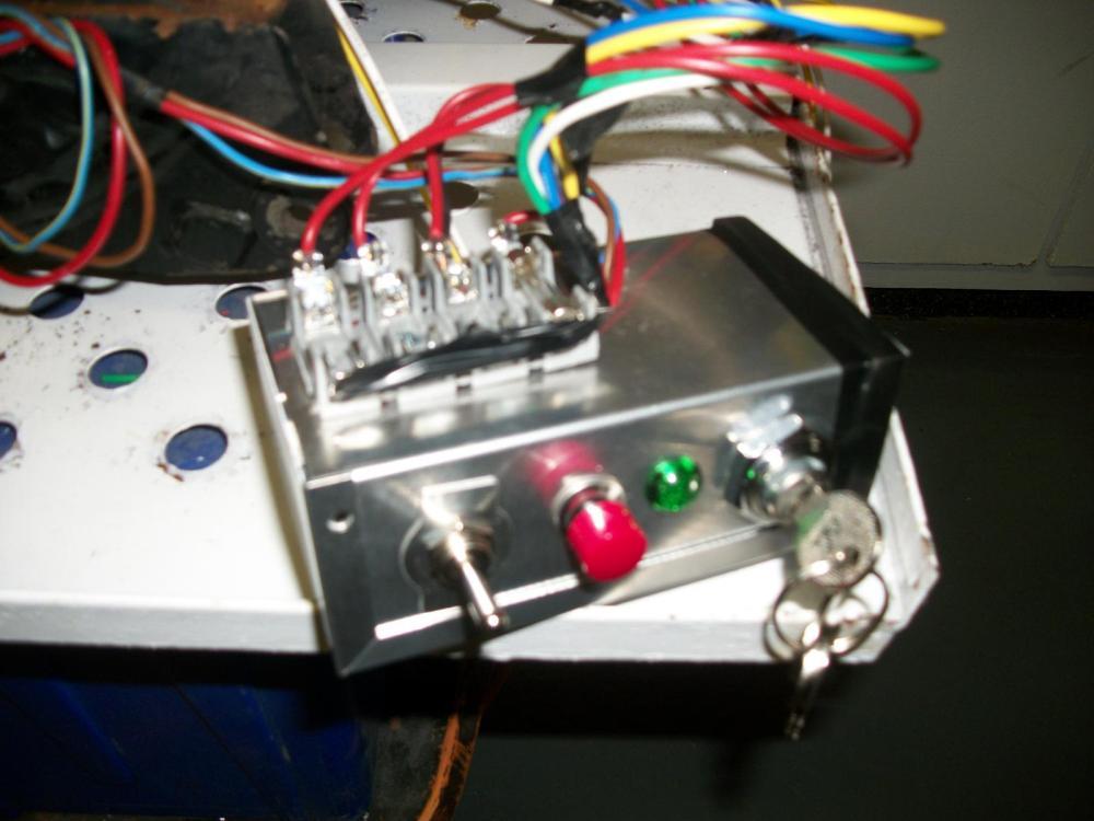 medium resolution of electrical box contents yamaha xs650 forum xs650 fuse box
