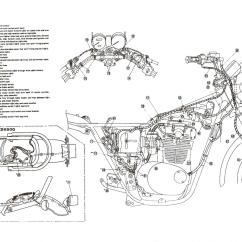 Yamaha Xs650 Wiring Diagram Lucas Ignition Switch 1972