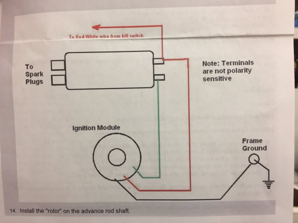 Pamco Wiring Diagram - xs650 pamco wiring diagram
