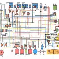 Yamaha Xs650 Wiring Diagram Intermediate Switch Nz
