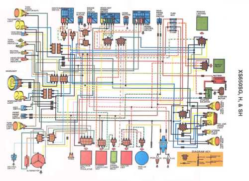 small resolution of wiring yamaha xs wiring diagram wiring diagram for 1973 yamaha xs650