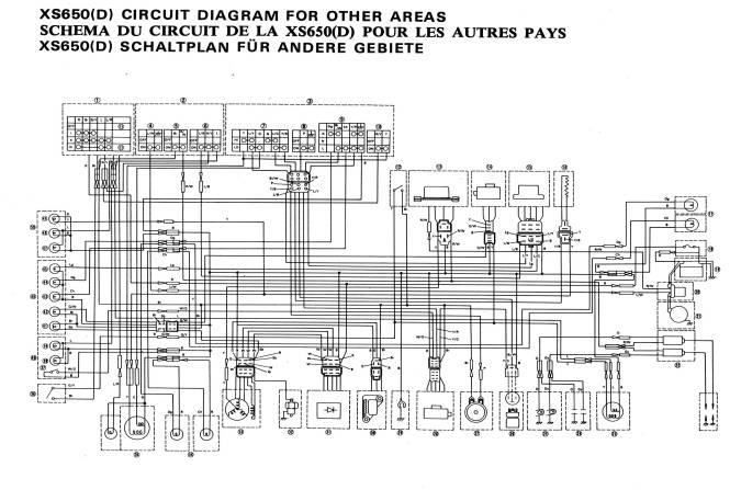 xs650 chopper wiring diagram wiring diagrams wiring diagrams schematics ideas