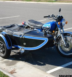 crazy cool sidecar xs650 [ 1024 x 768 Pixel ]