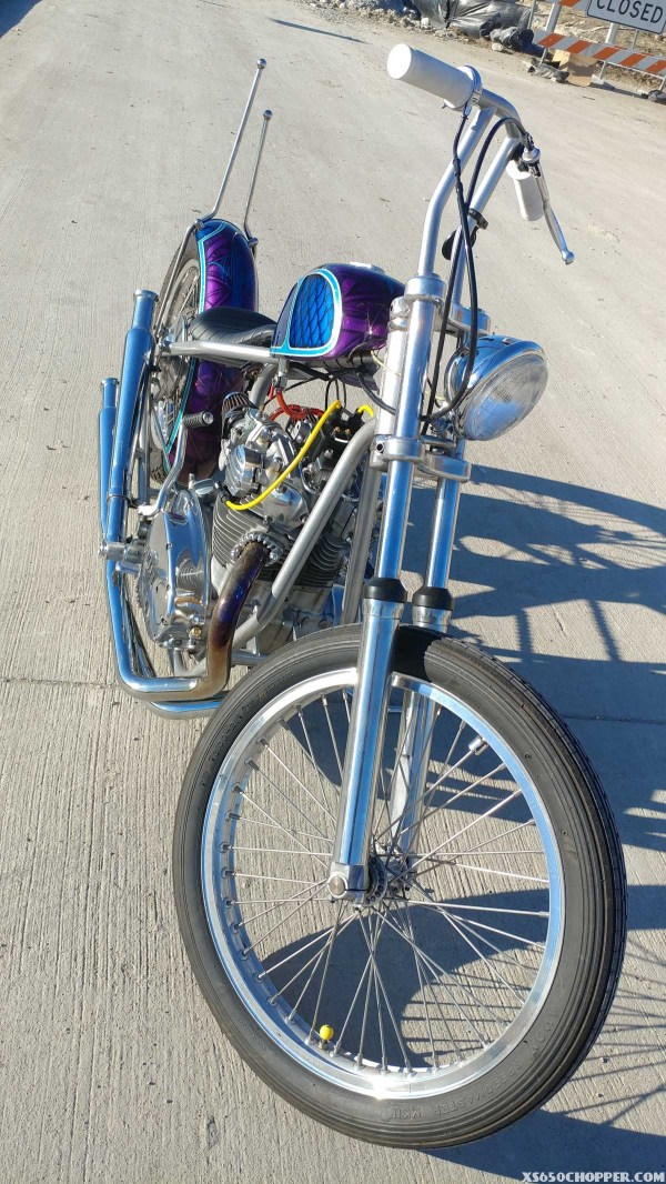 20+ Xs650 Chopper Frame Pictures and Ideas on STEM Education