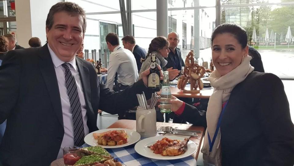 Gala Dinner at inter airport Europe 2019