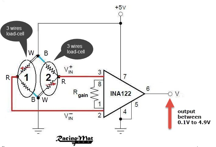 3 Wire Load Cell Wiring Diagram : 31 Wiring Diagram Images