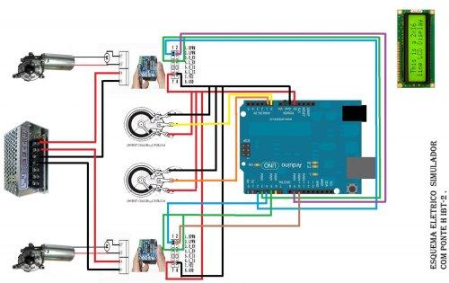 small resolution of h bridge wiring ebook and manual referencearduino uno r3 ibt2 hbridgeh bridge wiring 17