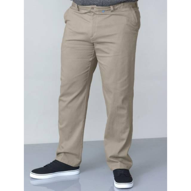 Choisir la bonne longueur de pantalon homme fort