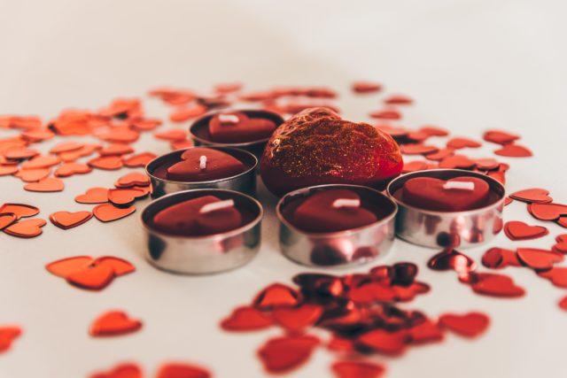 Quelques astuces pour réussir votre repas de St-Valentin !
