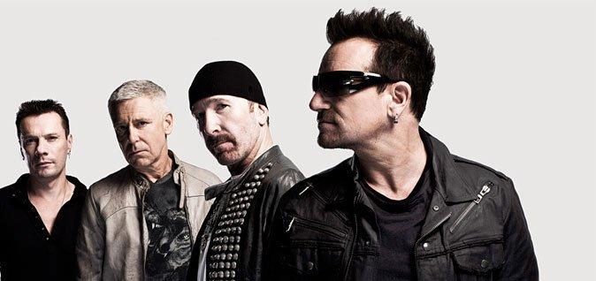 U2 NEW ALBUM LATEST
