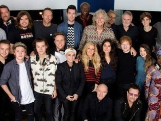 BAND AID 30 UNVEIL SONG AND VIDEO: watch here