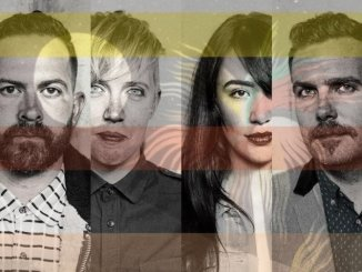 "NRVS LVRS: DEBUT ALBUM ""THE GOLDEN WEST"" OUT 16 MARCH"