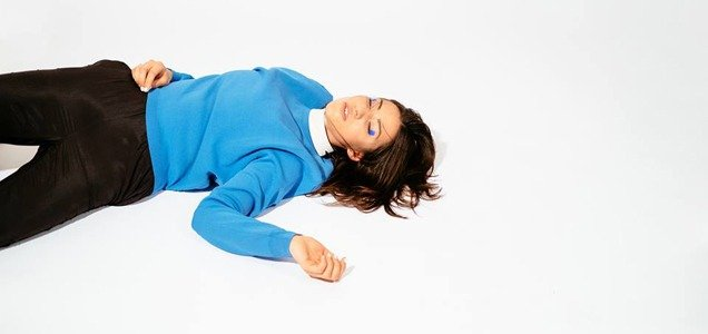 ANDREA BALENCY - New Single 'Waterfalls' Stream here