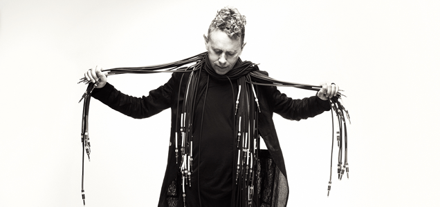 MARTIN GORE - Shares video for 'EUROPA HYMN' - Watch