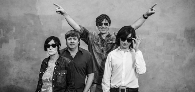 THE THURSTON MOORE BAND: Announce UK Tour Dates for Spring