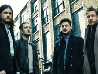 MUMFORD & SONS - Share New Track 'The Wolf' - listen