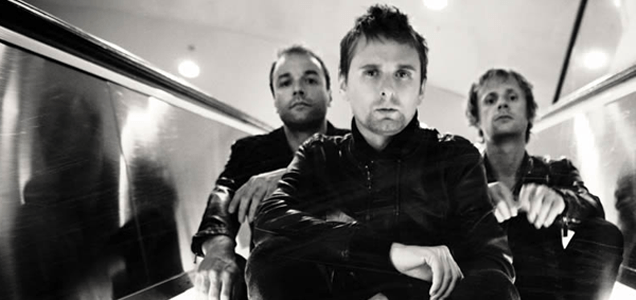 TRACK OF THE DAY: MUSE - MERCY
