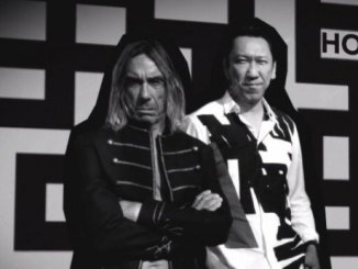 "IGGY POP and HOTEI release lyric video for ""How The Cookie Crumbles"""