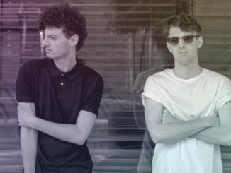 Electronic / indie duo PERTINI - to release Debut single 'Blackfriars Bridge' on July 31st