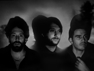 """SMALL FEET - Reveal New Single """"Gold"""" from August Album 'From Far Enough Away Everything Sounds Like The Ocean'"""