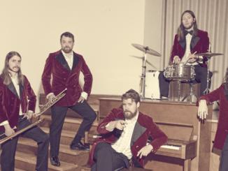 THE SHEEPDOGS Announce New Album - 'Future Nostalgia'