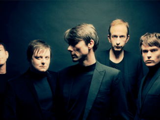 SUEDE - ANNOUNCE FEBRUARY 2016 TOUR DATES