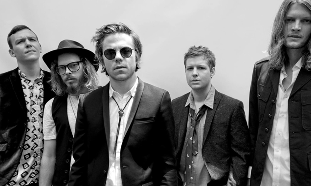 CAGE THE ELEPHANT - announce UK & Europe shows in February 2016