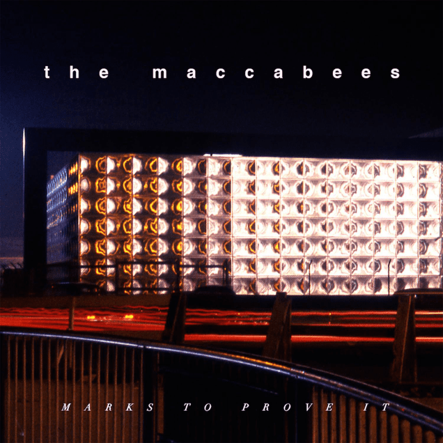 The-Maccabees_Marks-To-Prove-It_cover