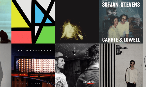 XS NOIZE - ALBUMS OF THE YEAR 2015 12